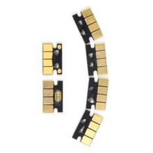 6Pcs For HP 02 Permanent Chips For HP C6150 C6160 C6180 C6280 C7100 C7180 C7200 C7280 C8180 D5180 Printer Cartridge Chip