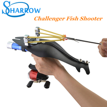 1Set Challenger Fish Shooting Bow Apparatus Outdoor Set of