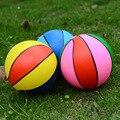 15 см Красочные Надувной Мяч Прыгающие шарики ПВХ Резиновый Мяч Дети Баскетбол развивающие Игрушки Мяч Открытый toys