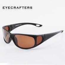 Mens Polaroid Glasses Side Window Shield Brand Designer UV400 Goggles Eyewear Po