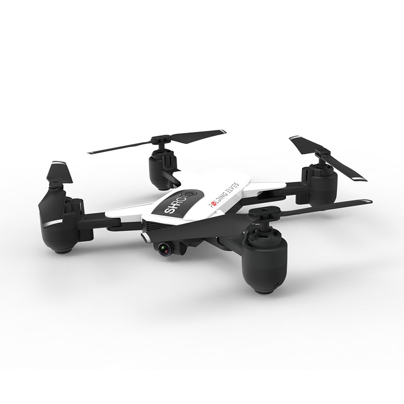 Image 2 - Quadcopter HR folding drone GPS dual intelligent precise positioning returning gestures photo recording remote control aircraft-in RC Helicopters from Toys & Hobbies