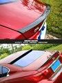 Подходит для Infiniti Q50 карбоновое волокно задний авто спойлер крыло заднее крыло высокое качество