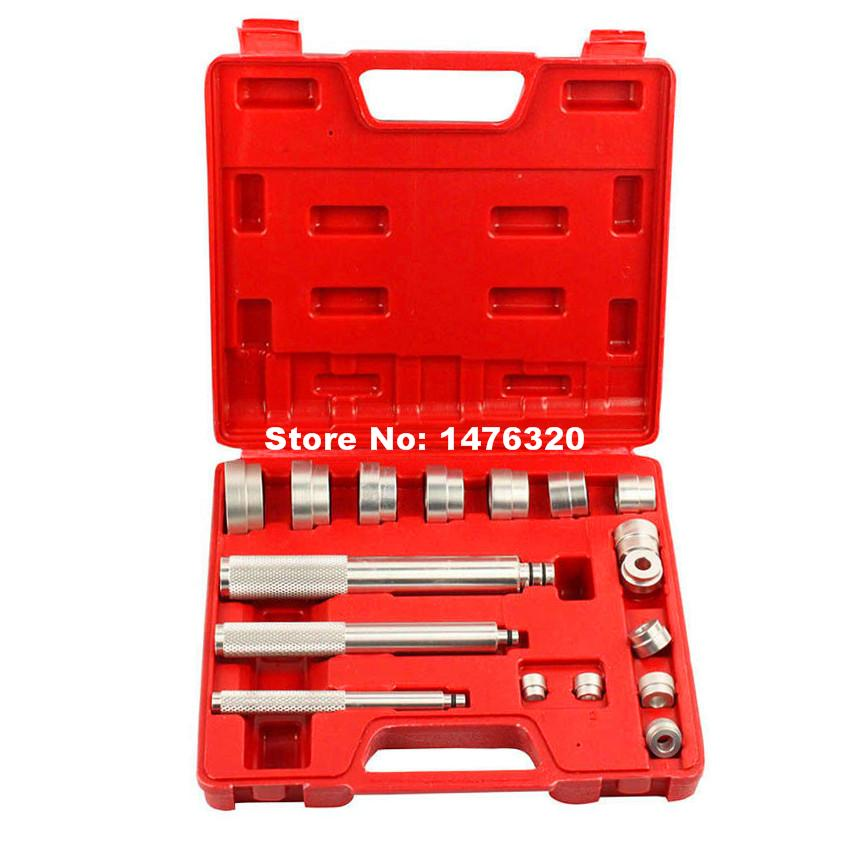 17PCS Automotive Bearing Race Seal Drivers Removal Tool Kit AT2208