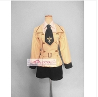 Anime Code Geass Shirley Fenette Cosplay School Uniform Costume