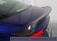 Apto para Maserati Ghibli caudas asa spoiler de fibra de carbono