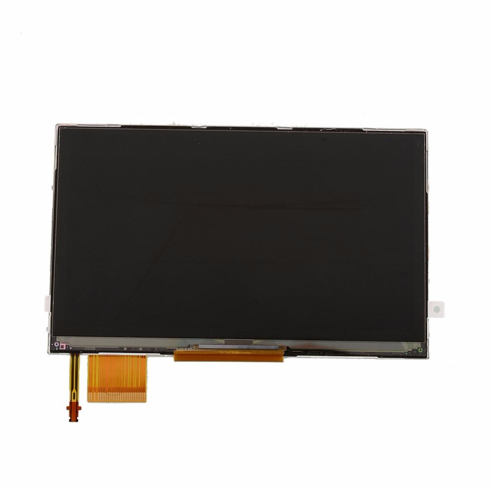 Cewaal LCD Screen LCD Display Backlight Screen Replacement TFT LCD Screen PSP 3000 3001 slim series with backlight kit