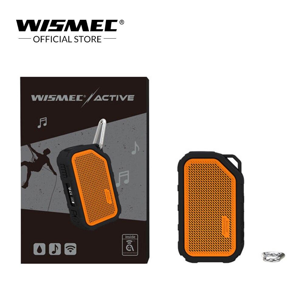 Boîte de vape d'origine Wismec Active Mod boîte 80 W avec haut-parleur Bluetooth étanche/antichoc boîte de Mod de cigarette électronique Vape - 6