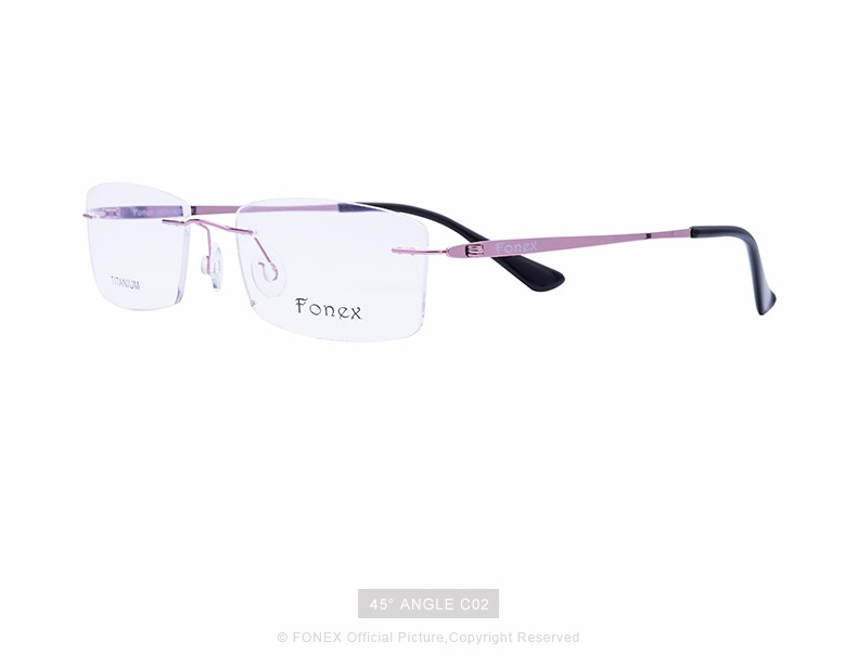 fonex-brand-designer-women-fashion-luxury-rimless-titanium-Square-glasses-eyeglasses-eyewear-myopia-silhouette-oculos-de-sol-with-original-box-F10009_15