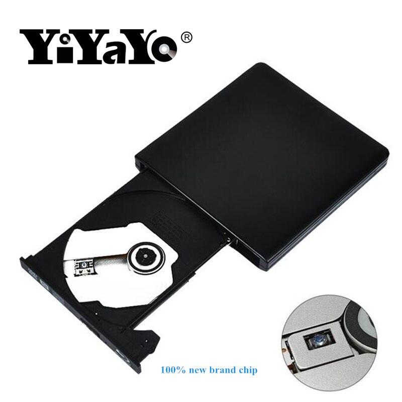 YiYaYo Bluray Burner USB 3.0 Reproductor de DVD-ROM Unidad óptica - Componentes informáticos - foto 3