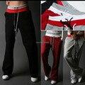 2016 Nueva Marca de Ropa Cuatro Estaciones Pueden Usar Ropa Pantalones Moda Casual hombres Yeezy Boost Joggers Pantalones Pantalones