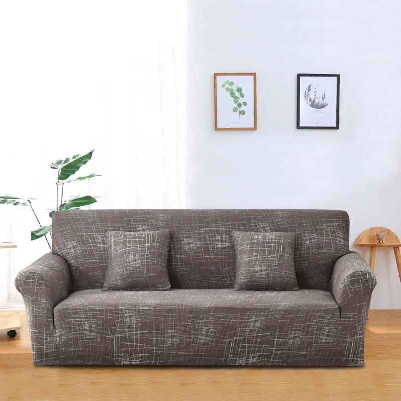 1 PC dīvāna pārsegs cieši aptinams visaptverošs slīdēšanas izturīgs sēdekļa pārvalks elastīgs dīvāns dvielis vienvietīgs / divvietīgs / trīsvietīgs