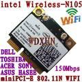 Intel Centrino беспроводная связь - N 105 105 BNHMW IEEE 802.11n мини PCI Express wi-fi адаптер 802.11b / g / N 150 Мбит