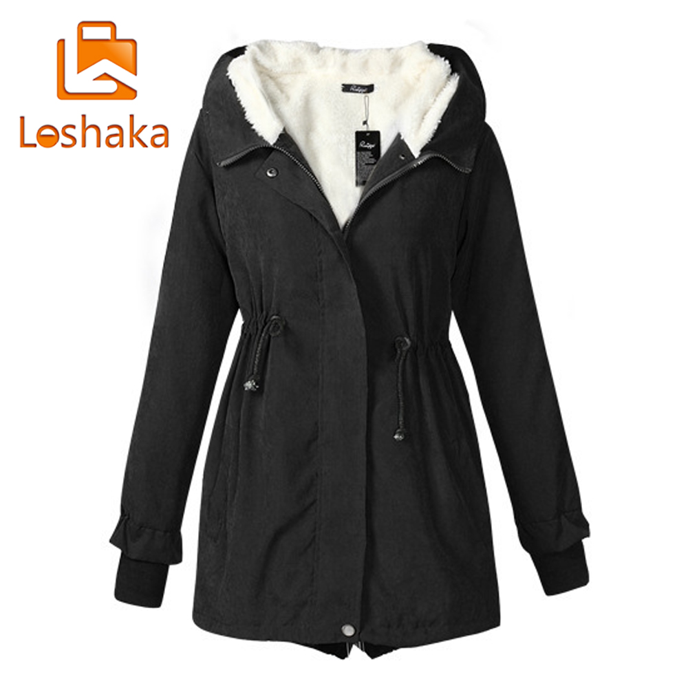 New Winter Military Coats Women Cotton Wadded Hooded Jacket Medium-long Casual   Parka   Thickness plus size 5XL Quilt Snow Outwear