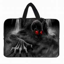 """New Neoprene Soft 12"""" inch 12.1"""" 11.6"""" Laptop PC Sleeve Bag Handle Cover Cases Pouch For Macbook Air 11 Dell XPS 12 Netbook PC"""