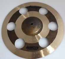 """Gravity 12"""" o-zone cymbal, professional B20 cymbal"""