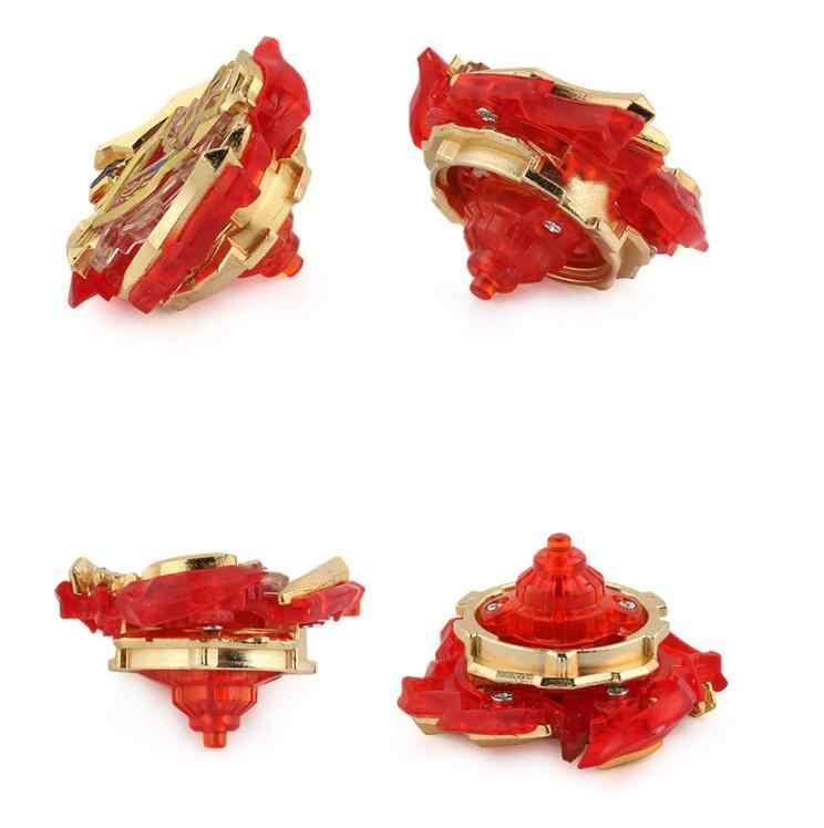 מהדורה מוגבלת אדום זהב לייטנינג L-דראגו זהב גלקסי פגסוס Pegasis מוגבל זהב גרסת מהדורת ספינינג צמרות