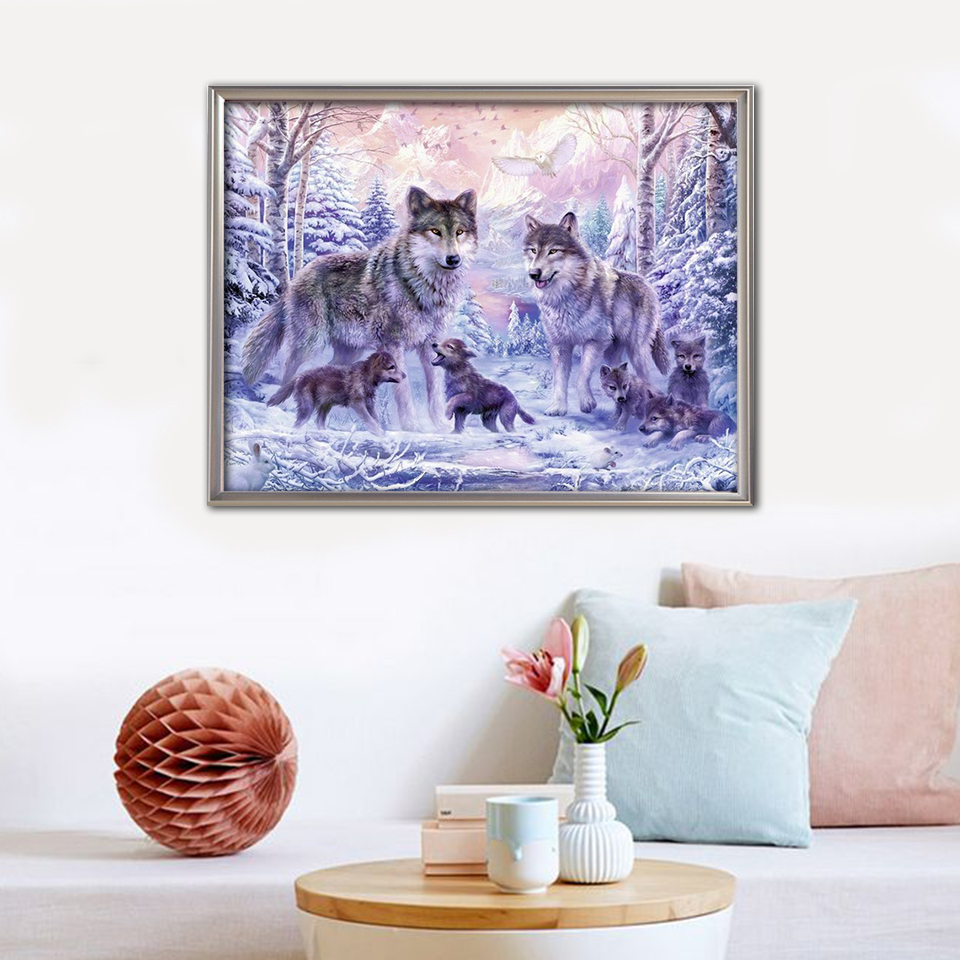Colorful City Landscape Diamond Painting | Diabroidery™