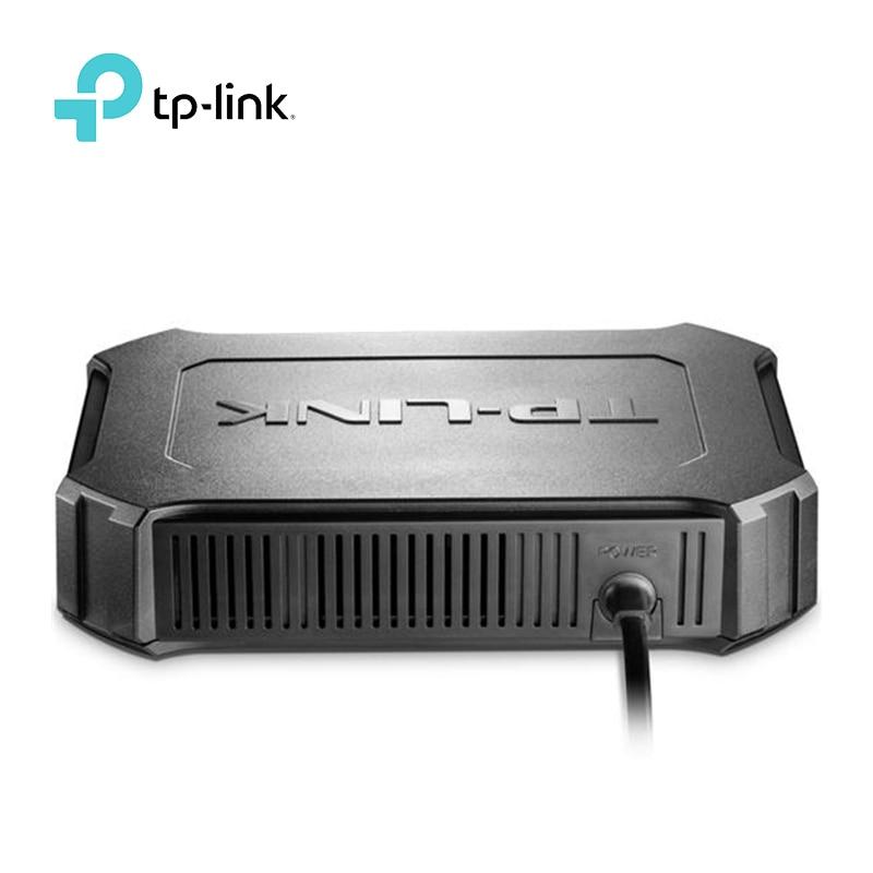 TP-LINK 5 port 10/100Mbps with 4 port POE Ethernet Switch Network Full-duplex Ethernet Desktop SF1005SP cctv 4 port 10 100m poe net switch hub power over ethernet poe