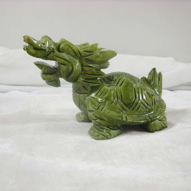 Cchina Natural jade dragon turtle fengshui longevity statue jade ornaments Home Furnishing decorations Metal crafts Cchina Natural jade dragon turtle fengshui longevity statue jade ornaments Home Furnishing decorations Metal crafts