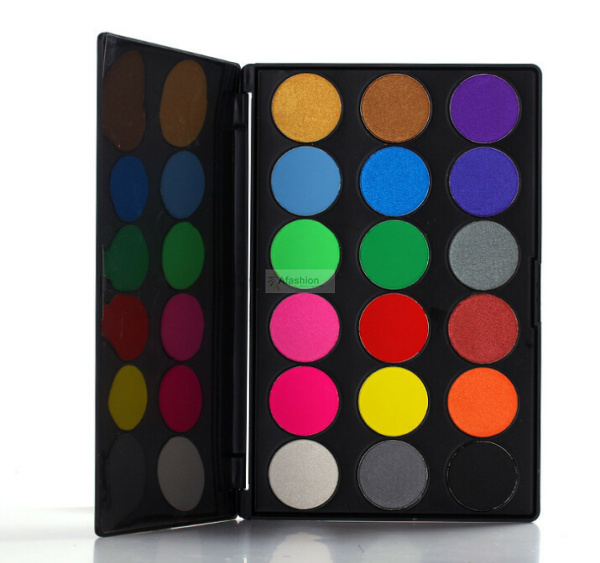 1set 18color Beauty Makeup Eye Shadow Women Cosmetics Eyeshadow Naked Palette Paletas Kit Maquiagem Professional Brand