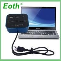 one pc מיקרו- USB Hub 2.0 יציאות משולבות 3 USB גבוהה קורא כרטיסים מהירות ספליטר All In One USB 3.0 Hub או מחשב נייד אביזרים למחשב PC (2)