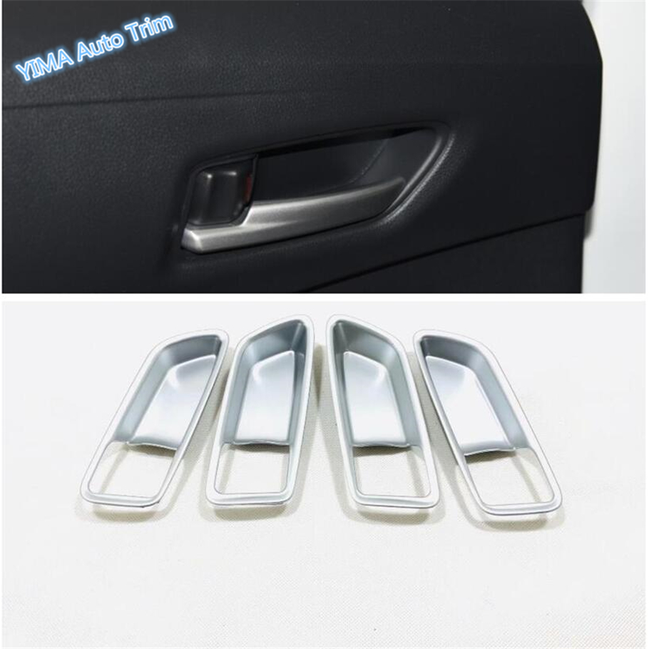 ABS Left Bottom Middle Console Strip Cover For Toyota Corolla E210 2019-2020