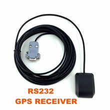 Industrial control applications Free shipping 5V rs232 DB9 RS 232 font b GPS b font receiver