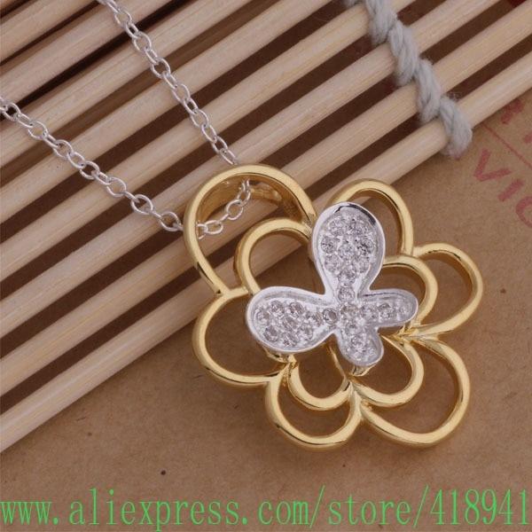 925 sterling silver Necklace 925 silver fashion jewelry pendant  axhajooa aecaivja AN005