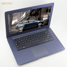 Amoudo-6C Plus 14inch Intel Core i7 CPU 4GB+120GB+1TB Dual Disks Windows 7/10 System 1920x1080P FHD Laptop Notebook Computer