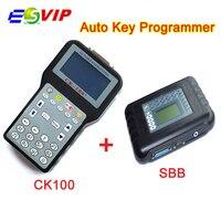 CK 100 Auto Key Programmer V99.99 Newest Generation SBB CK100 Auto Key Programmer CK100 With 1024 tokens