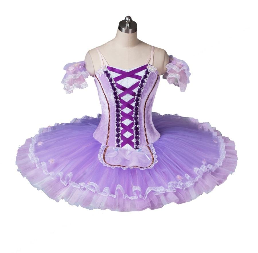 Women White Giselle Professional Ballet Tutu Girls Adult Ballerina Coppelia Platter Tutu Pancake Costume For Baby in Ballet from Novelty Special Use