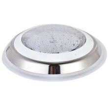 ワットの白色光水中白熱プールステンレス鋼顔リング噴水ライトスパパーティー プールライト Par56 36