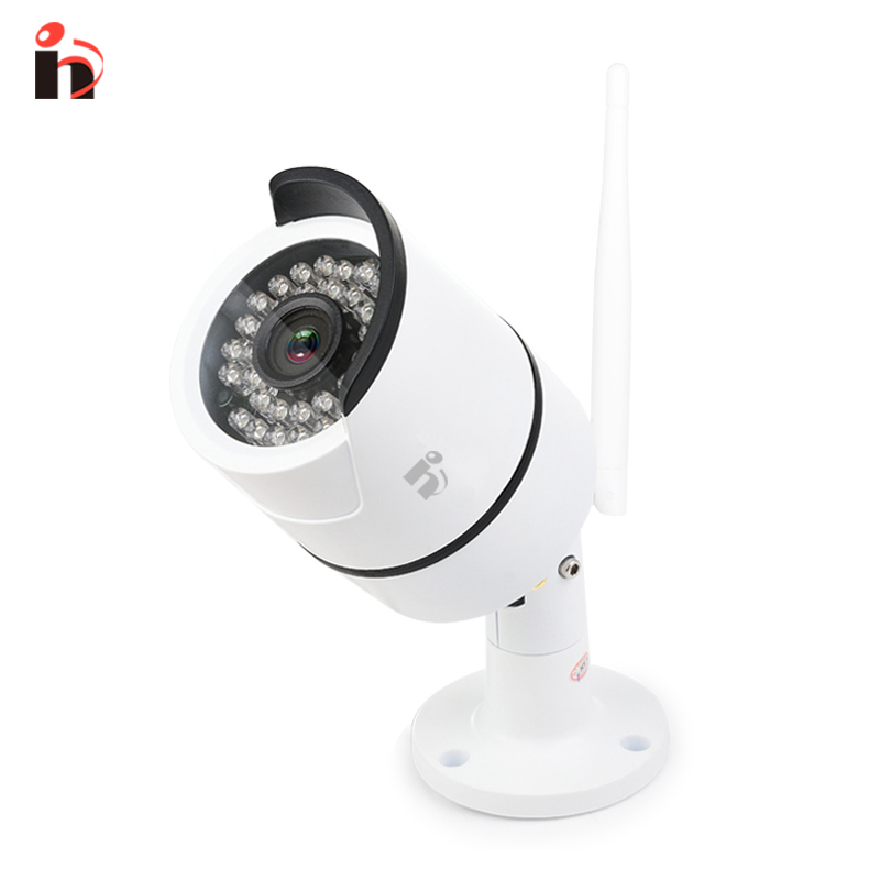 H HD1080P/720P Optional Bullet Wifi IP Camera Wireless IR Outdoor Security ONVIF Waterproof Night Vision P2P IP Cam With IR-Cut h free shipping hd 1080p waterproof bullet ip camera wifi wireless outdoor surveillance camera onvif security ir night vision