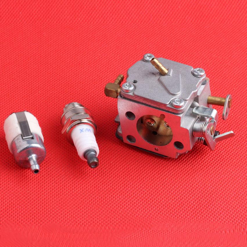 Carburetor parts of Carburettor Fuel Filter Spark Plug For Stihl 041