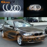 For BMW 1 Series E81 Halogen headlight 2007 2008 2009 2010 2011 Excellent Ultra bright illumination CCFL Angel Eyes kit