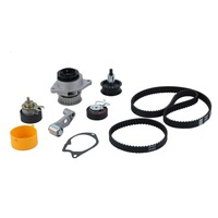 Engine Timing Belt Kit Suit Tensioner Pulley Guide Water Pump For Seat For Altea For AUDI A2 For SKODA For Fabia