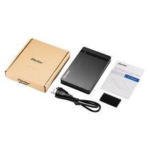 Zheino P1 USB3.0 Портативный внешний 32 ГБ SSD с 2.5 SATA твердотельный накопитель Портативный SSD Внешний жесткий диск мобильного SSD