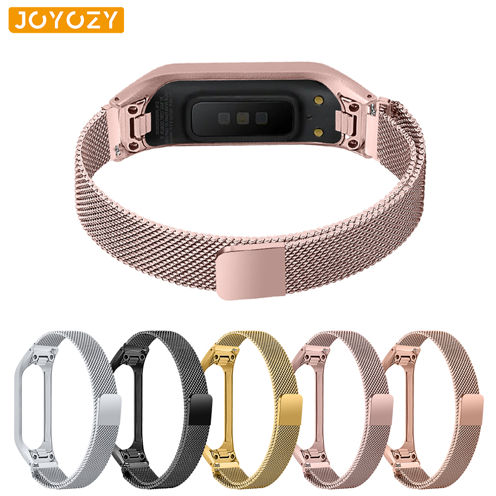 Joyozy New Fashion Mesh Loop For Samsung Gear Sport Classic Wrist Band For Samsung Fit-e Strap Samsung Galaxy Watch SM-R375
