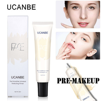 Super Smooth Pre-makeup 25ML Natural Blur Primer Soft Smooth Gel Textures Long Lasting Foundation Makeup For All Skin Types Face Makeup