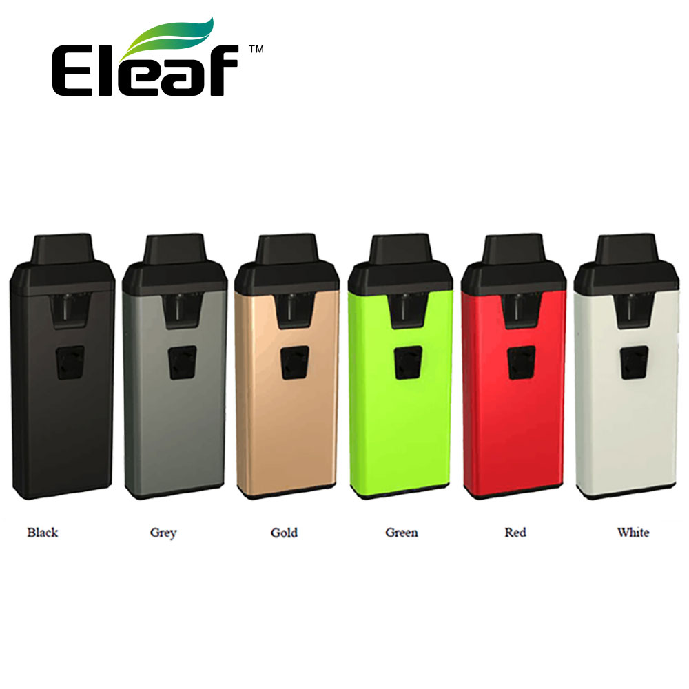 Original Eleaf ICare Mini PCC Vape Kit & Eleaf ICare 2 Starter Kit 650mAh Built-in Battery Electronic Cigarette Vape Vs Ijust