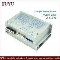 3 phase Nema34 stepper motor driver for FLS80 FPLS80 and FLS120 FUYU linear motion guide