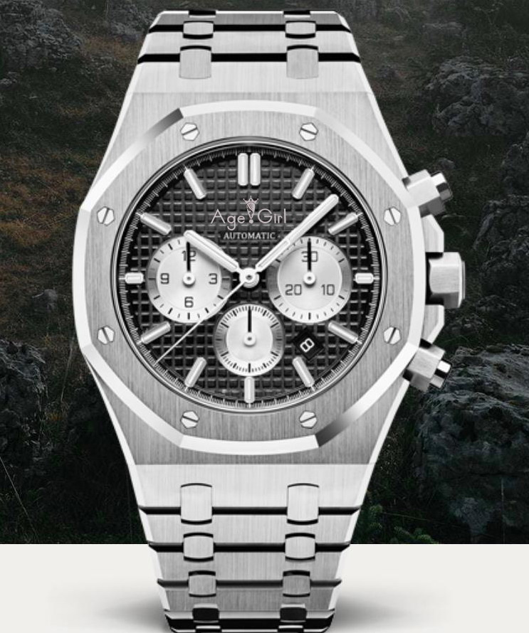 Luxury Brand New Automatic Mechanical Men Watch Sapphire Glass Silver Limited Sport Black Blue Grey White Fashion Watches AAA+Luxury Brand New Automatic Mechanical Men Watch Sapphire Glass Silver Limited Sport Black Blue Grey White Fashion Watches AAA+
