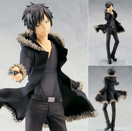 NEW hot 22cm Orihara Izaya DuRaRaRa!! DuRaRaRa action figure toys collection doll toy Christmas gift new hot 14cm one piece sexy miss wednesday nefeltari vivi action figure toys collection christmas gift doll