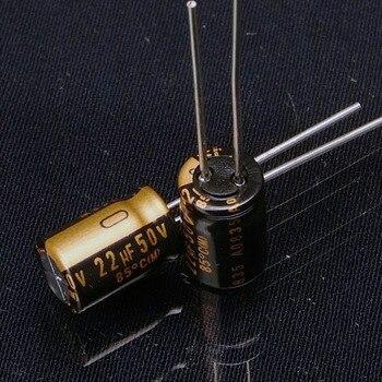 2020 hot sale 10PCS/30PCS new Japanese original nichicon audio electrolytic capacitor KZ 22Uf/50V capacitor free shipping 2020 hot sale 10pcs 30pcs new japanese original nichicon audio electrolytic capacitor fg 47uf 50v free shipping