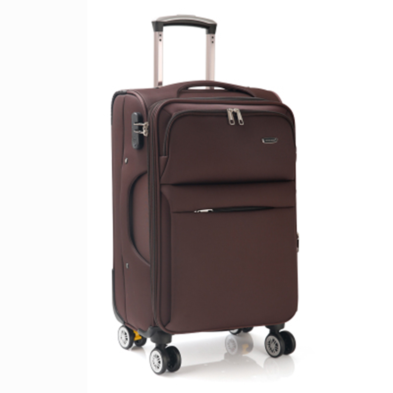 LeTrend Rolling Luggage Spinner Men Oxford Trolley 28 Inch Large Capacity Suitcase Wheels 20 Inch Cabin Travel Bags Trunk