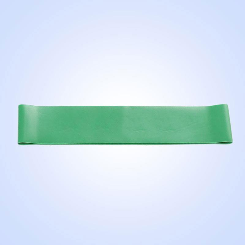 0.9 Mm Fitness Equipment Resistance Band Exercise Green