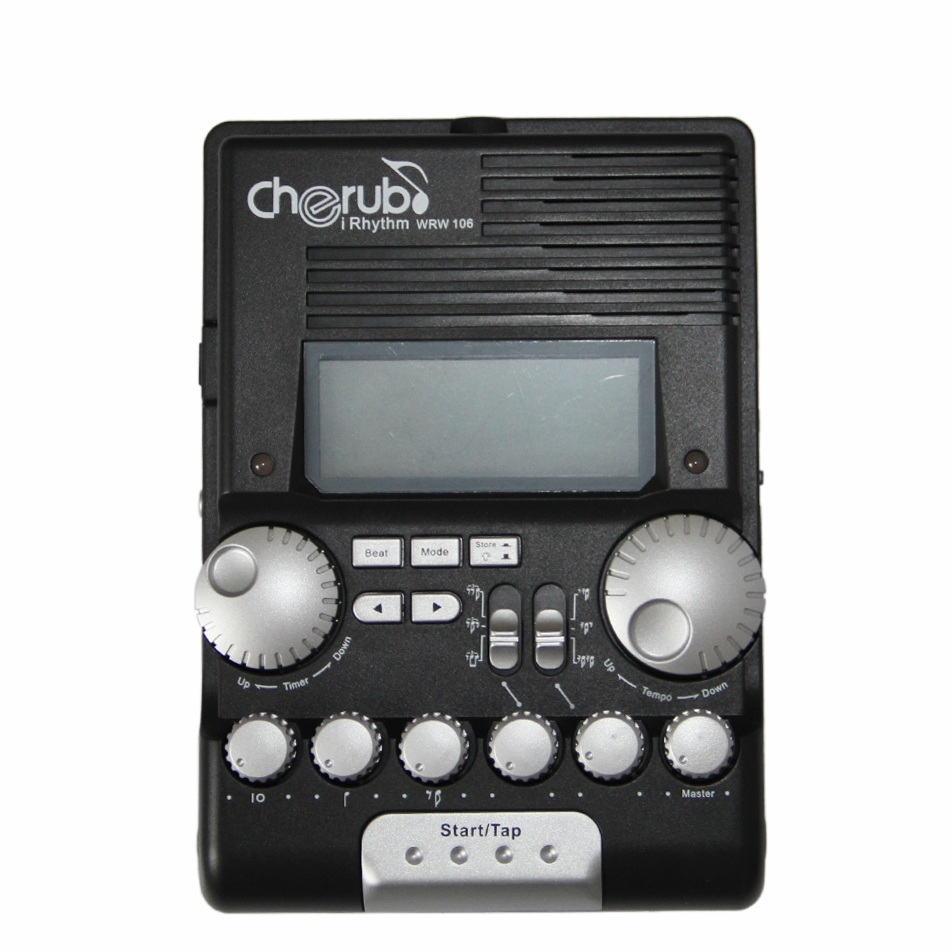 Cherub WRW 106 Rhythm Trainer Drum Metronome