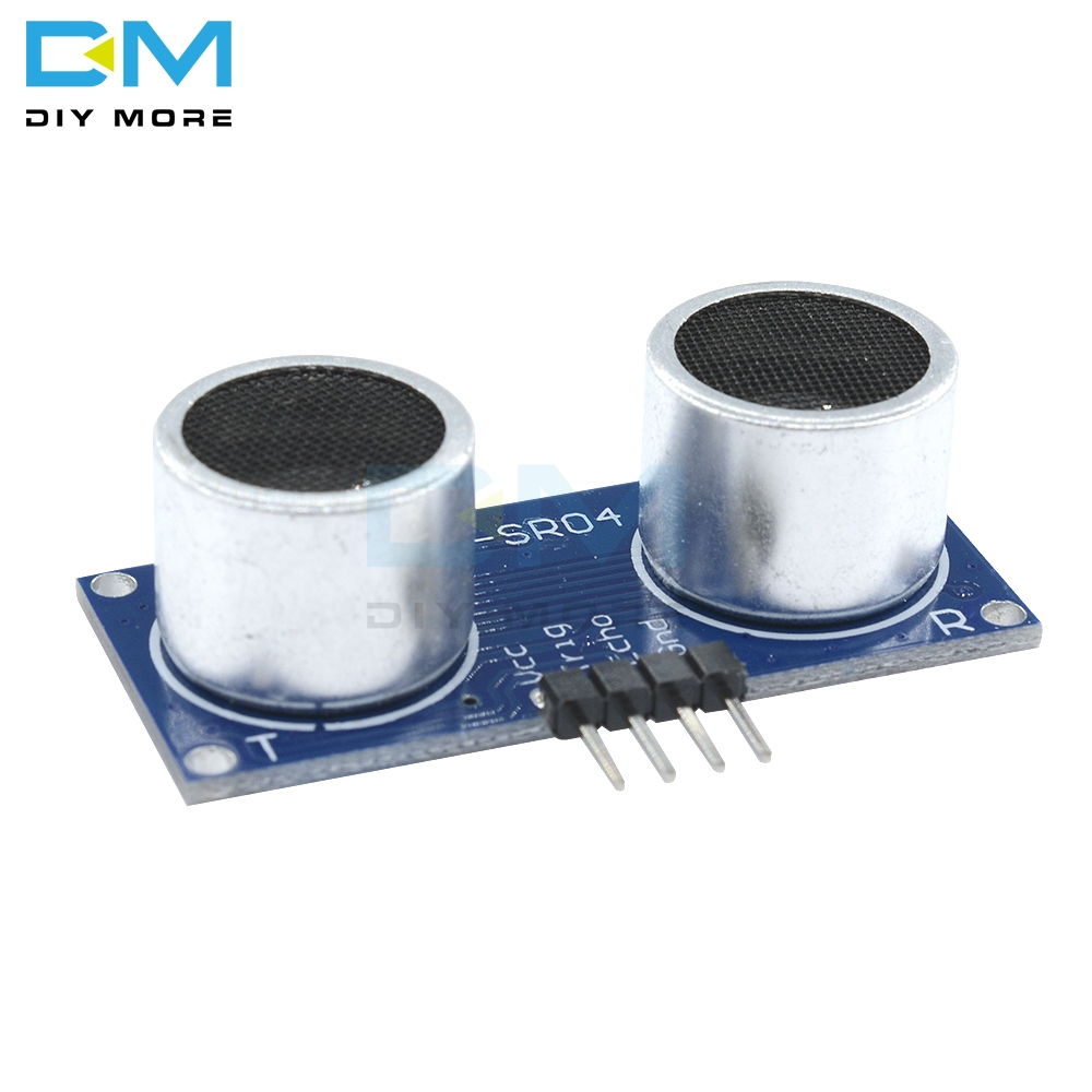 HC-SR04 HC-SR04P HCSR04 HCSR04P Ultrasonic Module Distance Measuring Sonar Sensor 3V-5.5V For Arduino 2-450cm Less Than 15 Angle image