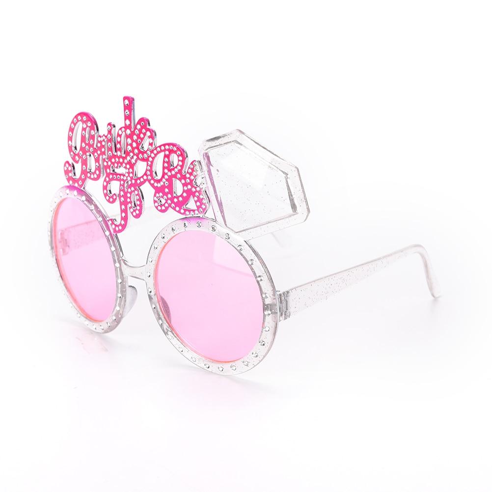 Bachelorette Party Glasses Pink Diamond Bride To Be Sunglasses ...