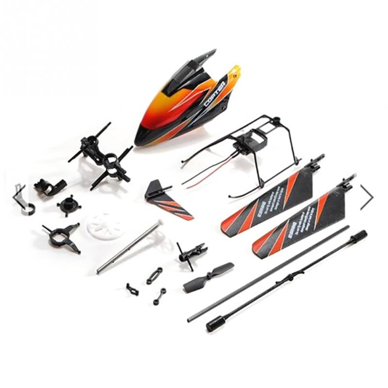 все цены на Spare Parts Accessories Set For WLtoys V911 KV911-0001 RC Helicopter Drone онлайн